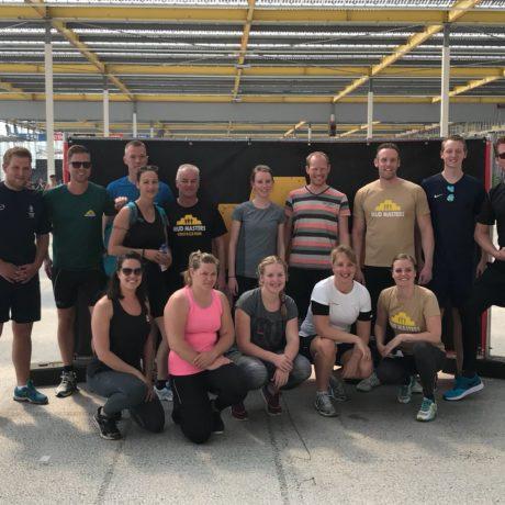 Team Intertraining MudMasters