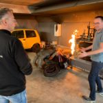 MOTARD Intertraining Alpe d'HuZes